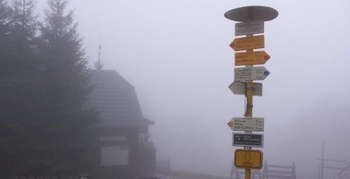 Ostrý – 954 m n. m.