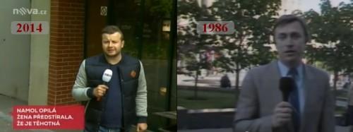 reportéři včera a dnes