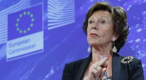 Komisařka EU