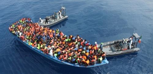 Imigranti ve středomoří