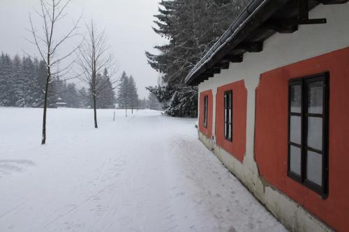 Žďárské vrchy leden 2016